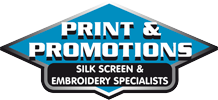 Print and Promotions logo