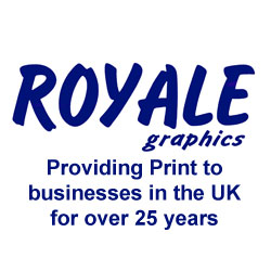 Royale Graphics logo