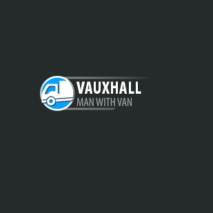 Man With Van Vauxhall logo