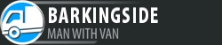 Man with Van Barkingside logo