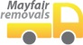 Mayfair Removals logo