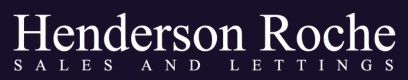 Henderson Roche Sales and Letting logo