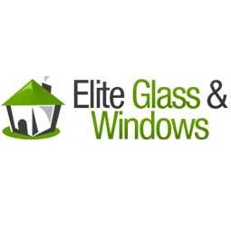 Elite Glass and Windows logo
