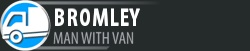 Man with Van Bromley Ltd. logo