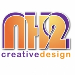 NH2 Creative Design logo