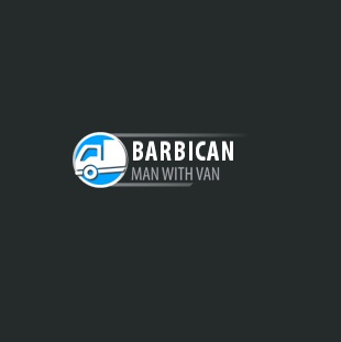Man With Van Barbican logo