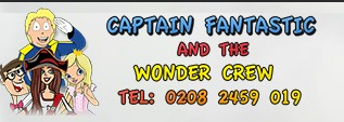 Captain Fantastic logo