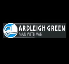 Man with Van Ardleigh Green logo