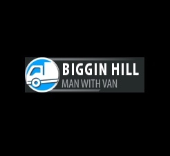 Man with Van Biggin Hill logo