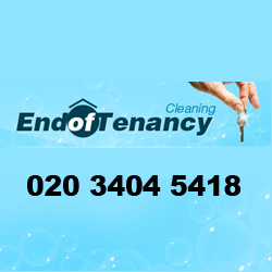 End of Tenancy Cleaners London logo