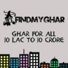 Find My Ghar logo