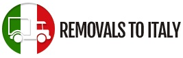 Removals to Italy logo