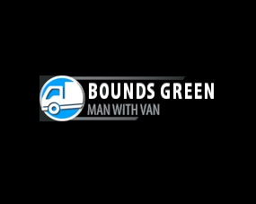 Man with Van Bounds Green logo