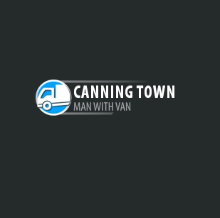 Man With Van Canning Town logo
