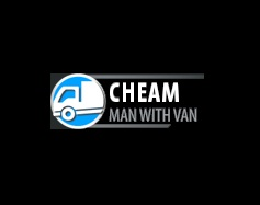 Man with Van Cheam logo