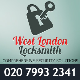 West London Locksmith logo