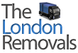 The London Removals logo