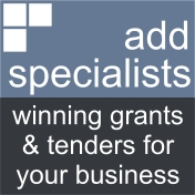 bid writing specialists logo