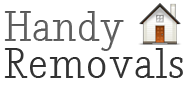 Handy Removals logo