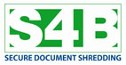 S4B Shredding logo