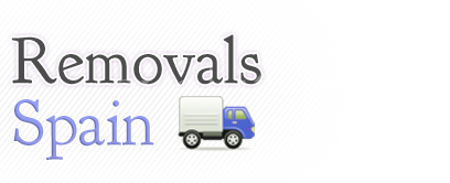 Removals Spain logo