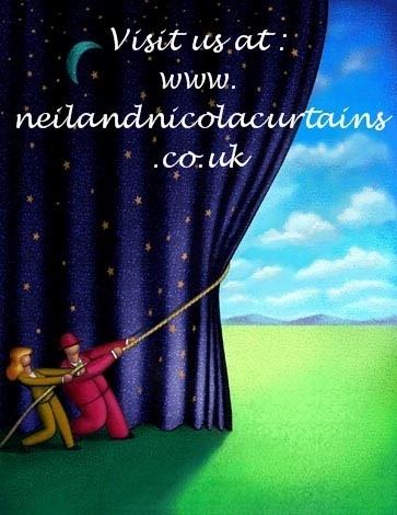 Neil and Nicola Curtains logo