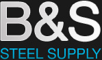 B&S Steel Supply logo