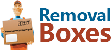 Removal Boxes logo