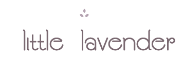 The Little Lavender Tree logo