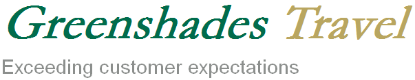 Greenshades Travel Ltd logo