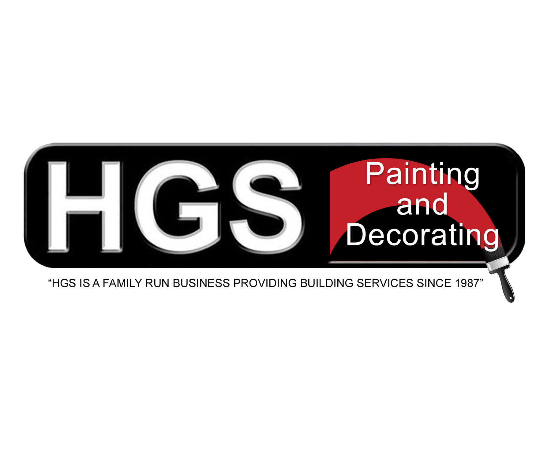 HGS Painting and Decorating logo