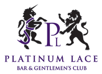 PLatinum Lace Bar & Gentlemen\'s Club logo