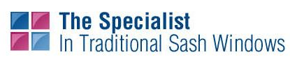 The Specialist in Traditional Sash Windows logo
