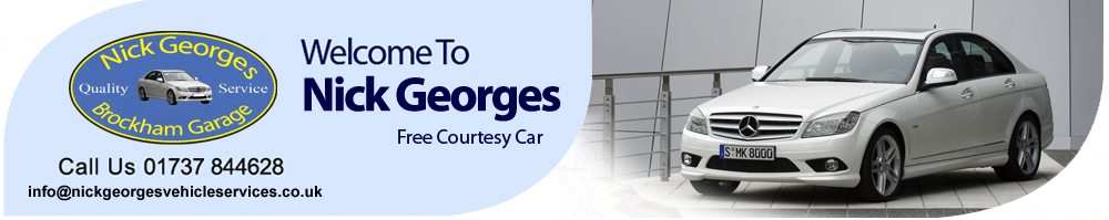 Nick Georges Vehicle Services logo