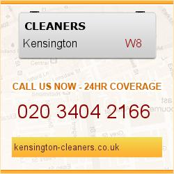 Cleaning Services Kensington logo