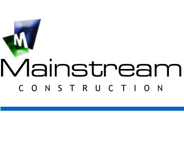 Mainstream Construction logo
