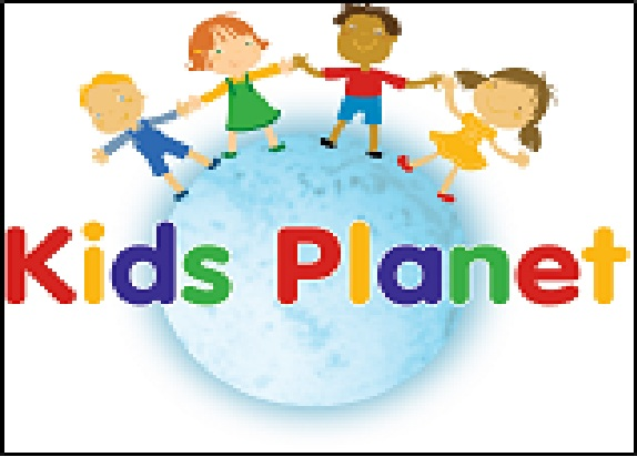 Kids Planet Day Nurseries - Prestwich logo