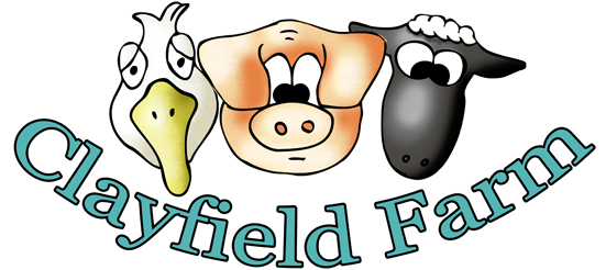 Clayfield Farm logo