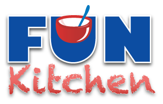 Fun Kitchen - Children's Holiday Cookery Classes  logo