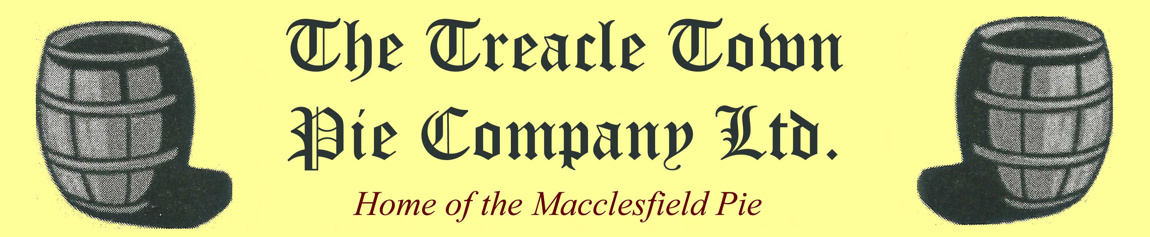 The Treacle Town Pie Company logo