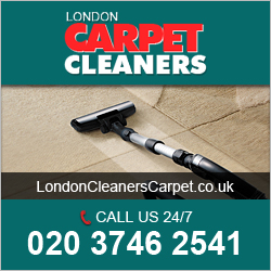 London Carpet Cleaners logo