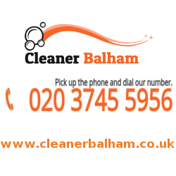 Cleaners Balham logo