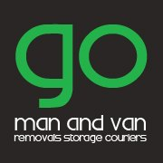 Go Man and Van logo
