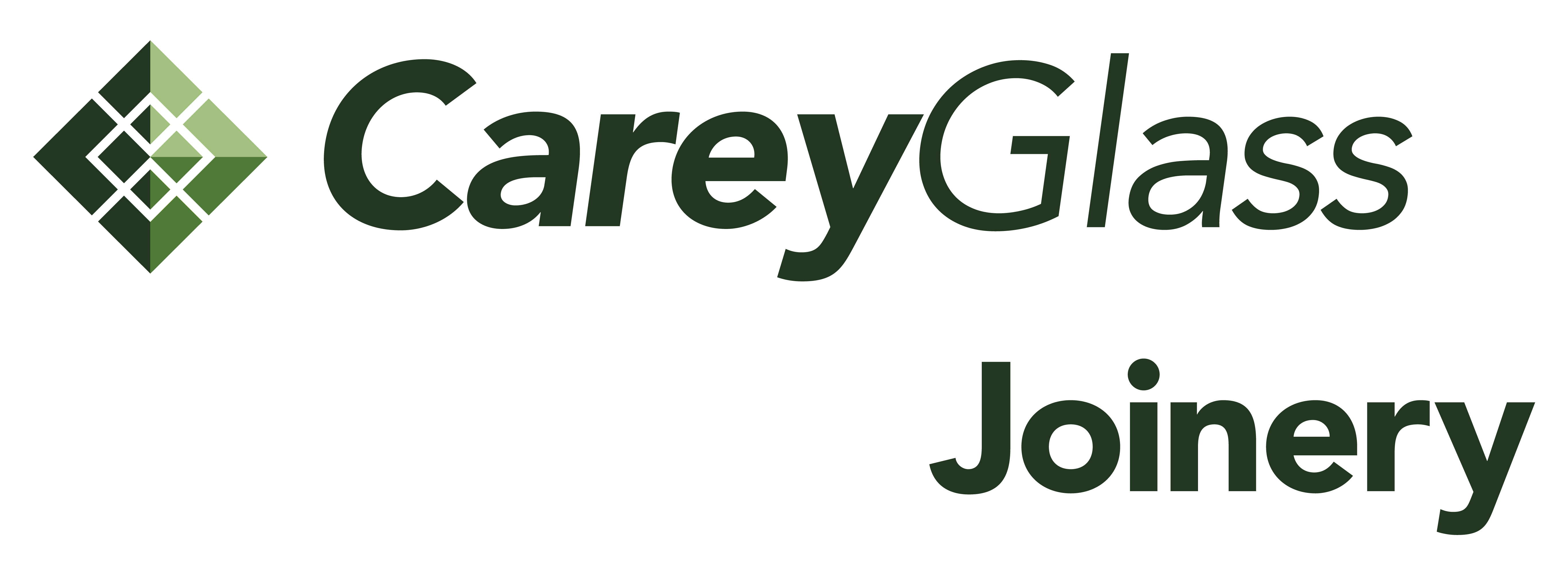 Carey Glass Joinery logo