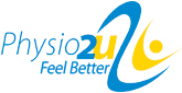 Physio2U Mobile Physiotherapy Services logo