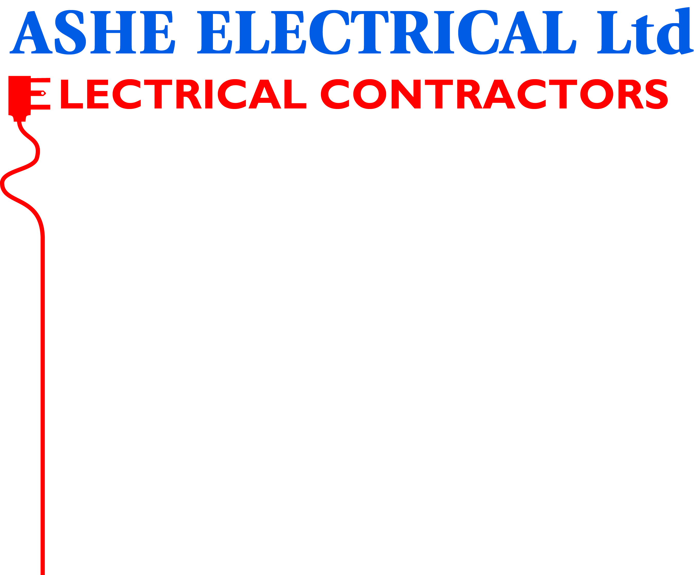 Ashe Electrical Ltd logo