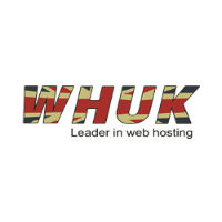 Webhosting UK Com Ltd. (WHUK) logo