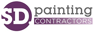 SD Painting Contractors logo