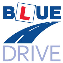 Bluedrive Driving School Crawley logo