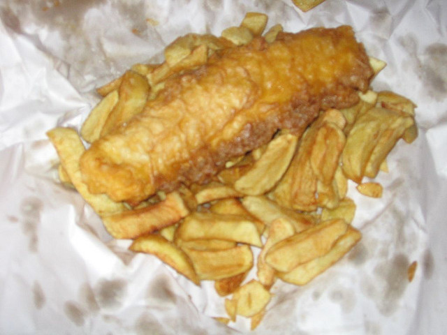 Northwick fish shop logo